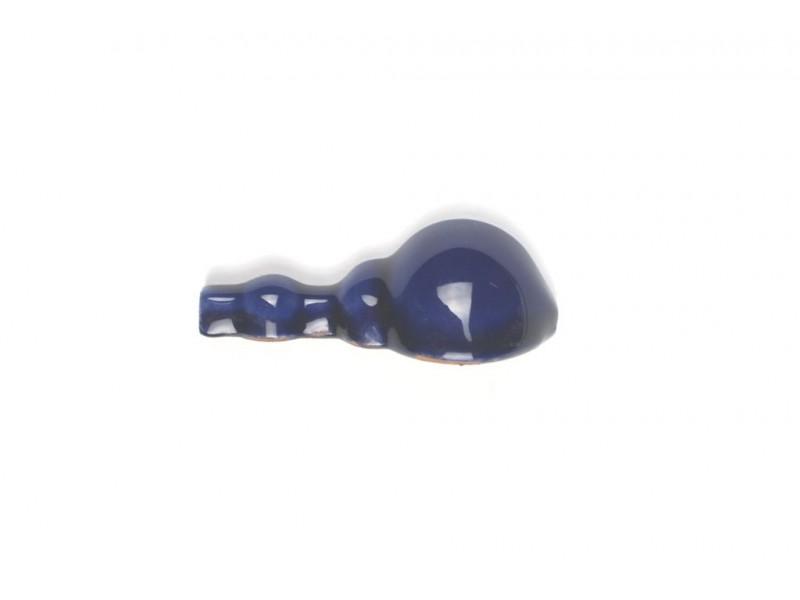 Dado Moulding External Corner Gloss Cobalt Blue