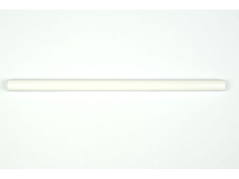 Pencil Moulding Gloss White 20 cm
