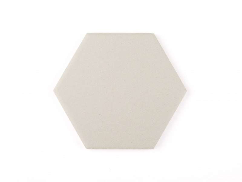 Dawn Grey Hexagonal 96x96 mm