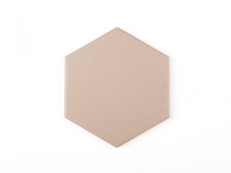 Latte Hexagonal 96x96 mm
