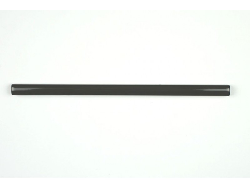 Pencil Moulding Gloss Black 20 cm