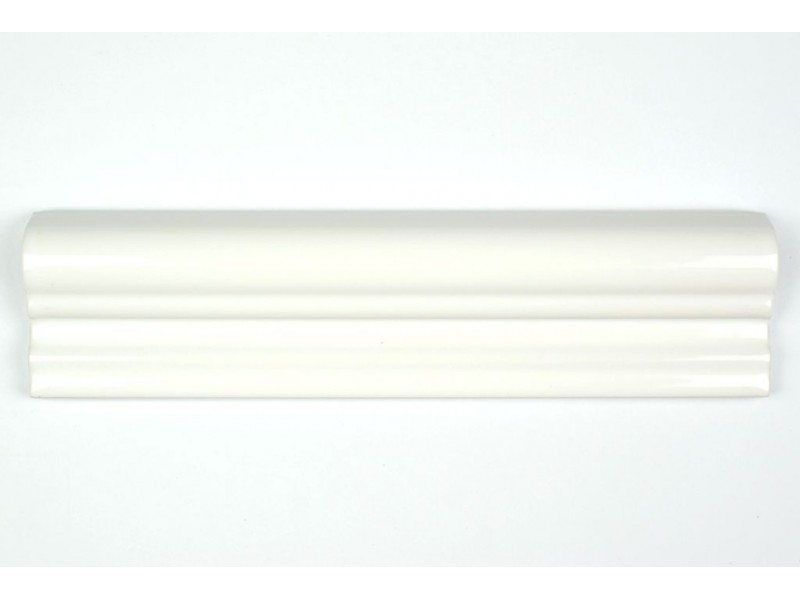 Dado Moulding Gloss White 20 cm